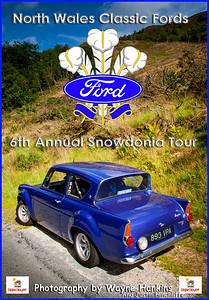 Snowdonia Calendar  2014