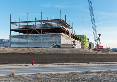 Gardner Company Construction, February 2016