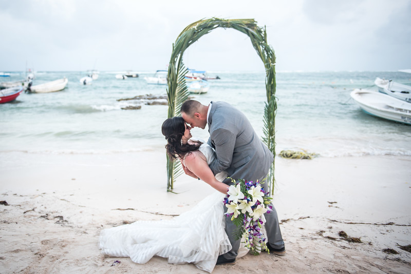 Shannon + Jaime - Wedding - Akumal