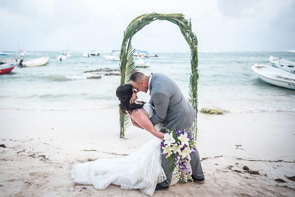 Shannon + Jaime - Wedding - Akumal