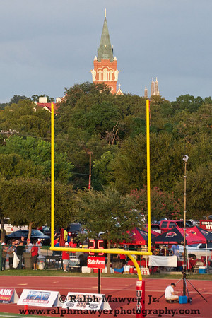 Football - 2010 Incarnate Word vs Kingsville Tailgate