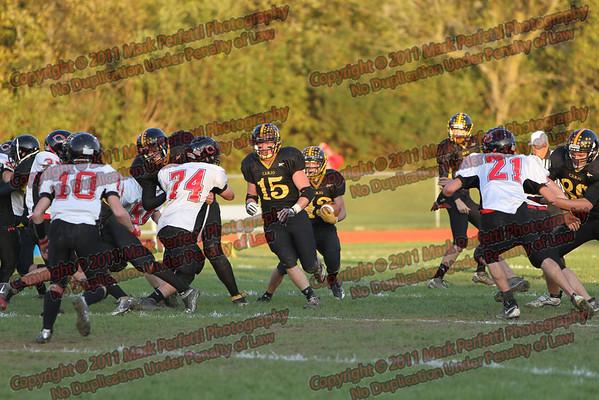 Canajoharie vs Chatham 10-6-2011
