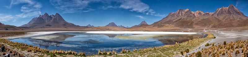 Aguas Caliente & Five Colors Mountain