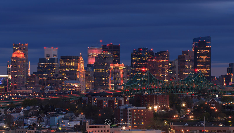 City Lights I