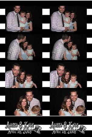 Alissa and Kyle VerVynck 4-16-16