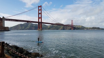 Golden Gate SUP All Star Mar 2019