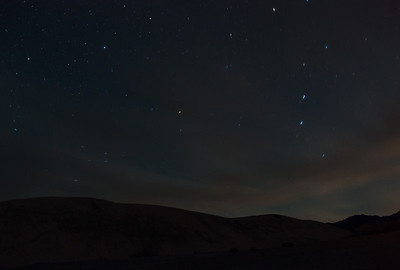 Death Valley Night Stars