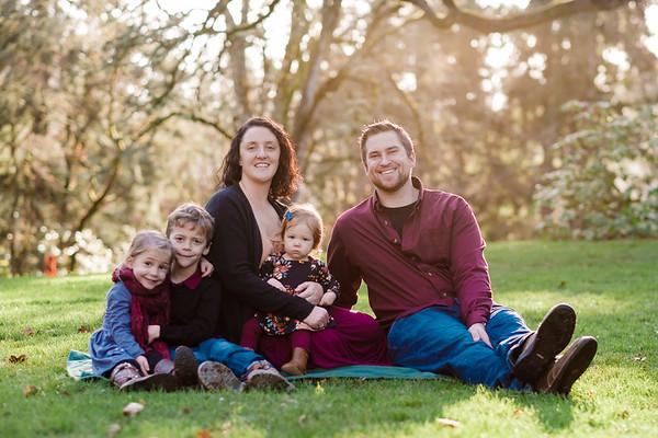 Davis Family 2020
