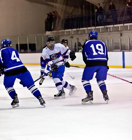 Governor Livingston Ice Hockey 11/21 & 11/28/10 & 12/8/10