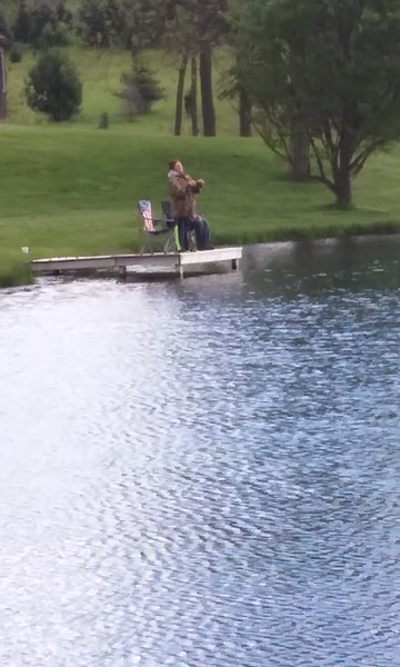 Fishing Outing May 2016