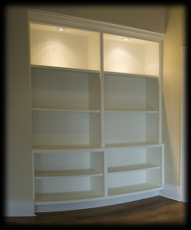 Site Built Cabinets and Shelves by James Cain
