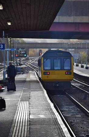 RSE: Yorkshire & Manchester November - December 2018