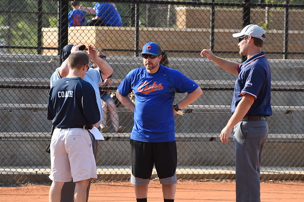 Varnell Colts vs TH Cubs 5-7-15