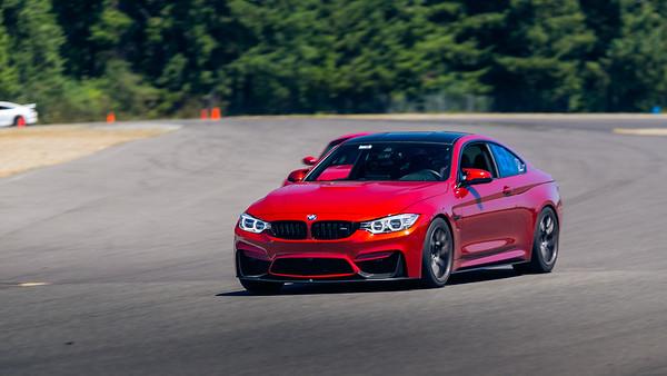 BMW CCA Puget Sound Region Track Day 7/13/2018