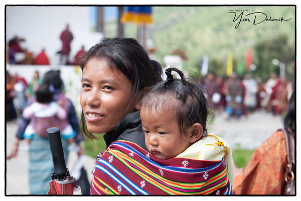 Bhutan Beautiful People