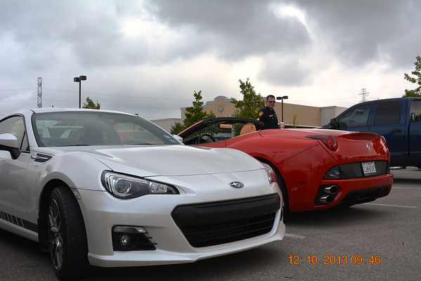 cars & coffee 10122013