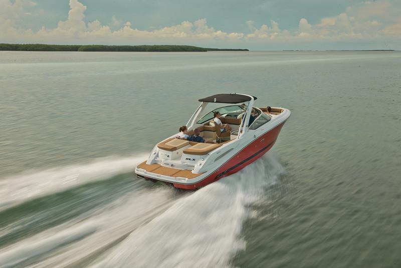 Sea Ray 270 SLX (2014)