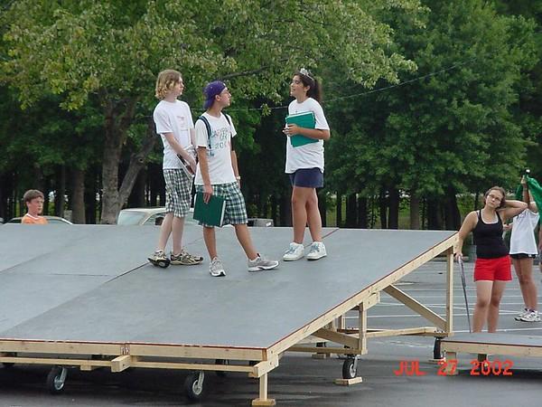 2002-07-27: Band Camp (Day 6)