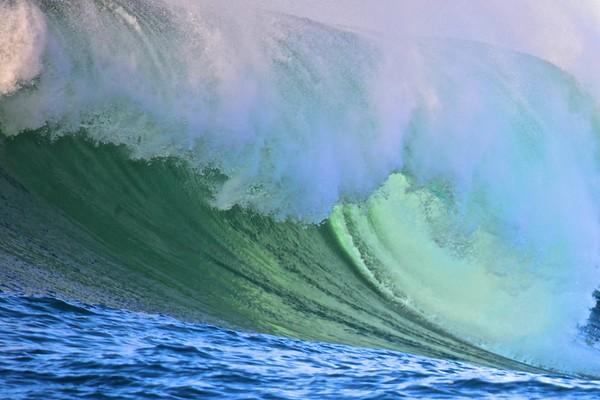 Waves of Mavericks