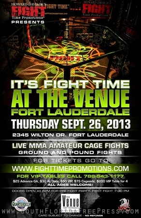 Fight Time Promotions