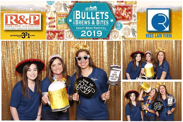 Bullets Brews & Bites 2019