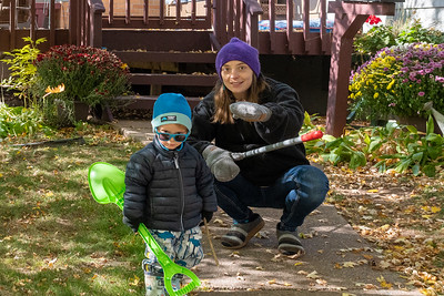 2020 10 04: Neighborhood Walk, Fall-Autumn