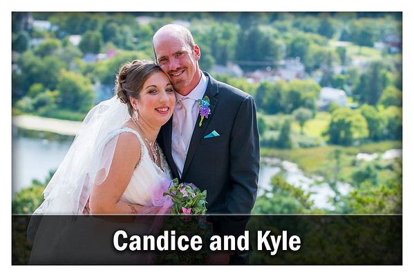 Candice and Kyle