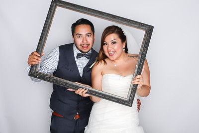 Jane and Saby's Wedding Photo Booth