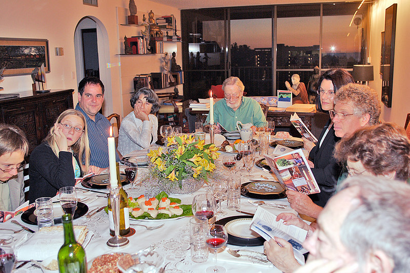 April Dinner 2006
