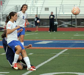 Penn Yan girls soccer 9-25-12