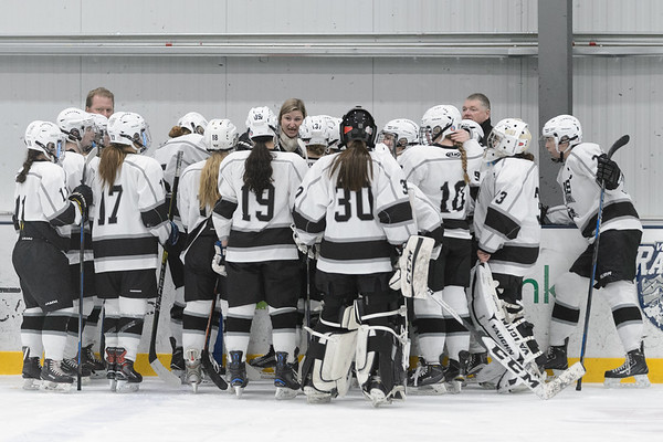 LHS Girls Ice Hockey vs. Shrewsbury 3-8-19
