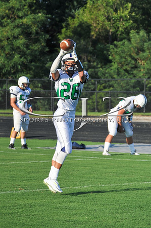 8-29-2014 Woodgrove at Freedom Football (Varsity)
