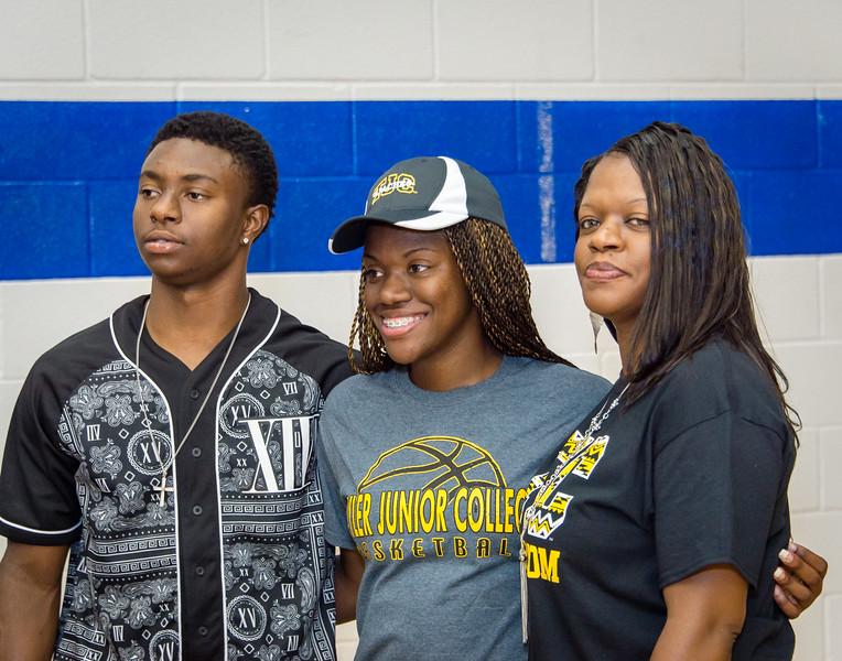 Jasmine, William,s Scholarship, Signing, 05-15-15, 2015, NCHS-4