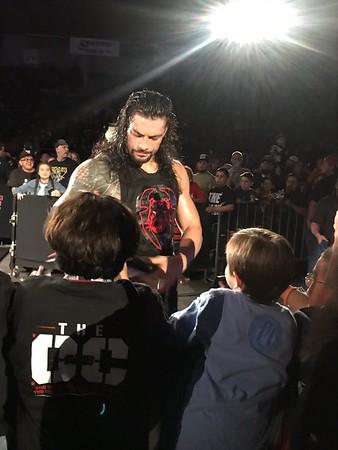 Roman Reigns - WWE Live Odessa