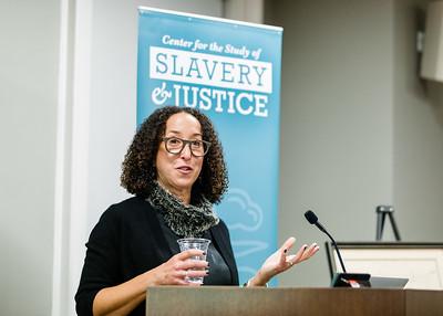 CSSJ:  Slave Ships to BLM: Keynote