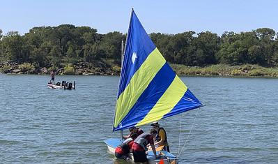 September Campout - Sailing & Kayaking
