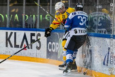 Swiss Ice Hockey Cup: EVZ Academy - SC Bern