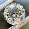 1.36ct Old European Cut Diamond GIA L SI1 6