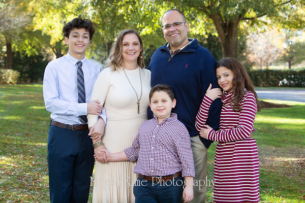 Motta Family 2018