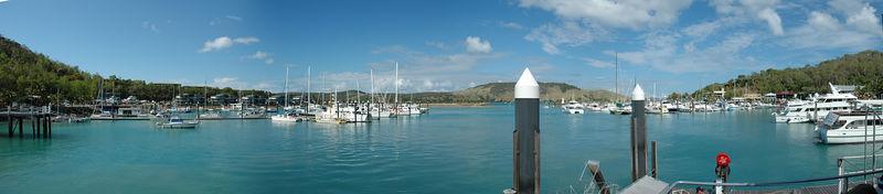 Hamilton Island Port View from Fantasea Boat.jpg