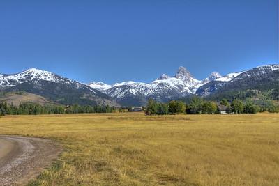 Grand Teton, Idaho Side.