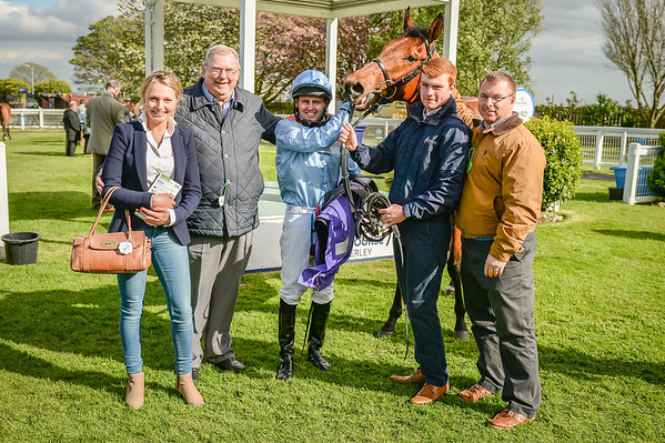 The Beverley Driftwood Horse Maiden Stakes (Class 5)