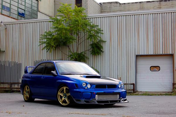 2002 Subaru WRX 2