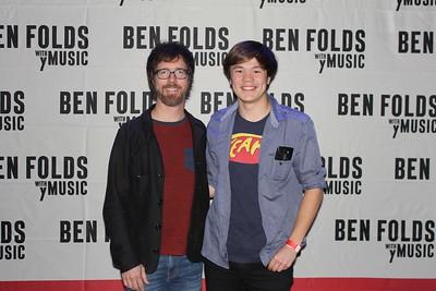 Ben Folds 2016