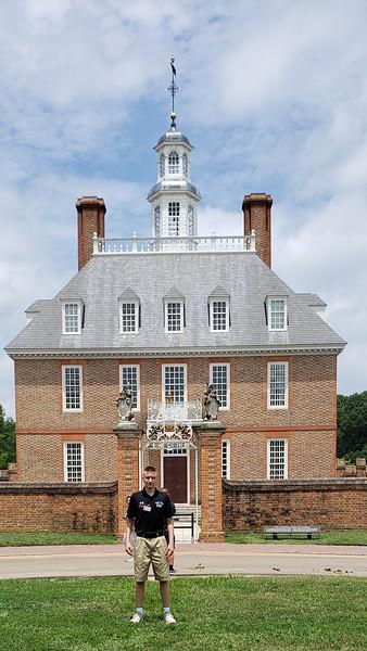 Interactive Virginia History Field Trips