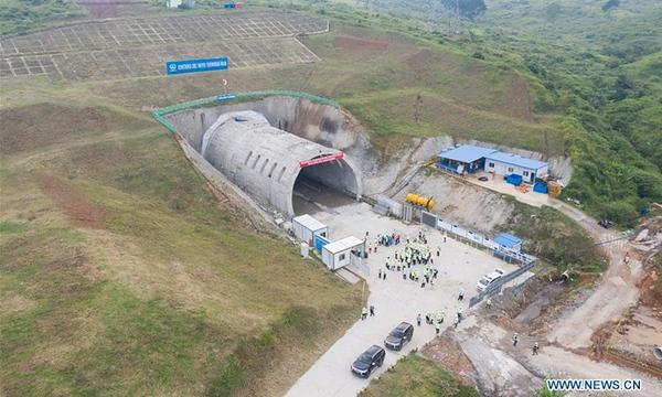 Construction of Jakarta-Bandung high-speed railway makes steady progress amid COVID-19 pandemic