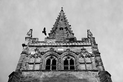 Saint Nicolas' Exterior