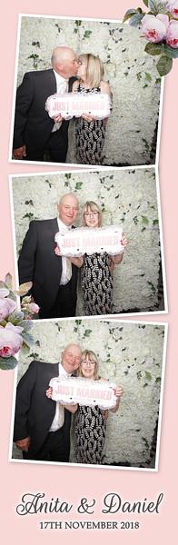 Anita & Daniel Photostrips