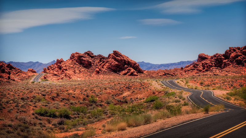 Travel Photography Blog - Nevada. Valley of Fire