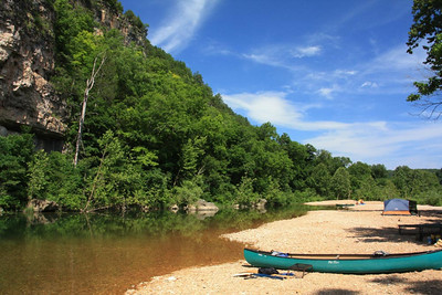 Jacks Fork River, Missouri